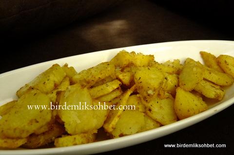 philips-airfryer-ile-patates-kizartmasi