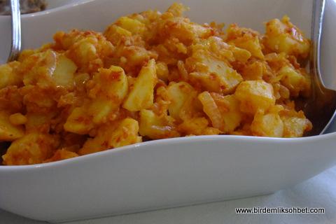 patates-kavurma