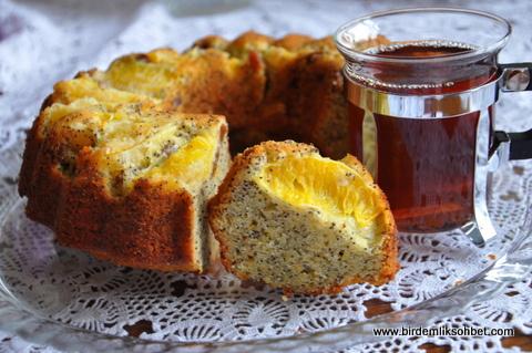 hashaslı portakallı kek  (3)