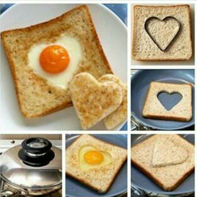 Söze gerek yok sanırım. ☺☺ #egg #yumurta #omlet