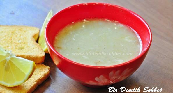 sogan çorbası