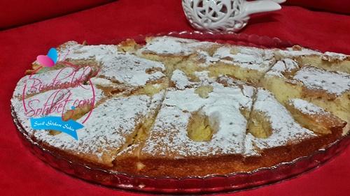 elmalı kek 1 görsel