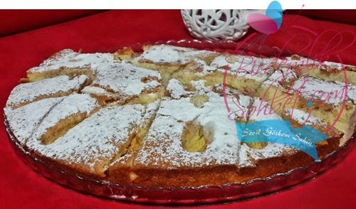 elmalı kek 2 görsel