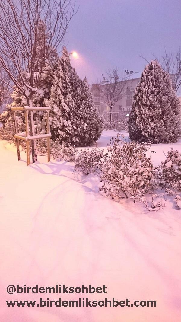 2015 kar yağışı